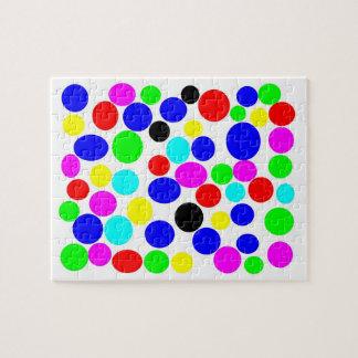 Jigsaw - Circles Puzzle