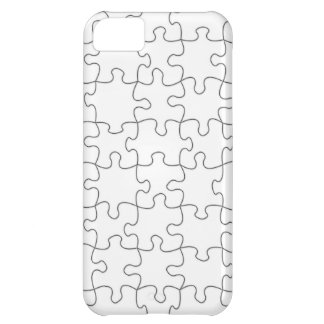 Jigsaw iPhone 5 Cover
