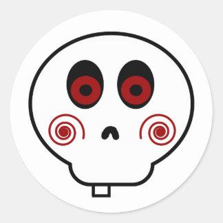 Jigsaw Jr. Round Stickers