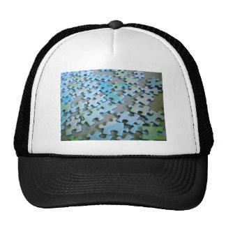 Jigsaw Pieces Trucker Hat