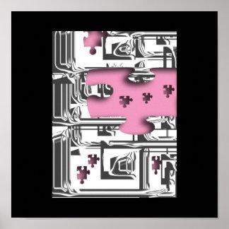 """""""Jigsaw""""* Poster"""