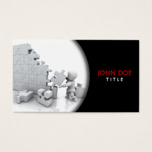 T mobile business cards templates zazzle jigsaw puzzle business card colourmoves Choice Image