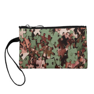 Jigsaw Puzzle Coin Purse