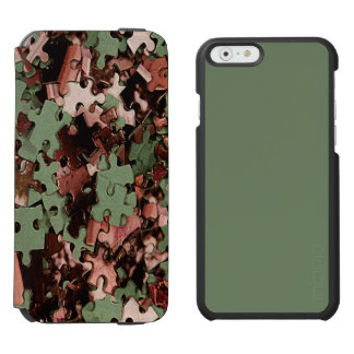 Jigsaw Puzzle iPhone 6/6s Wallet Case
