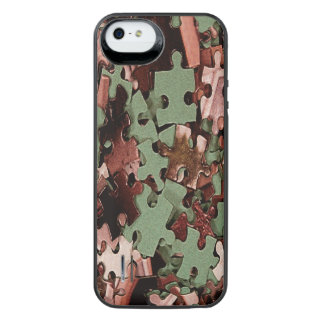 Jigsaw Puzzle iPhone SE/5/5s Battery Case