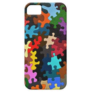 Jigsaw Puzzle iPhone SE/5/5s Case