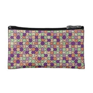 Jigsaw Puzzle Makeup Bag