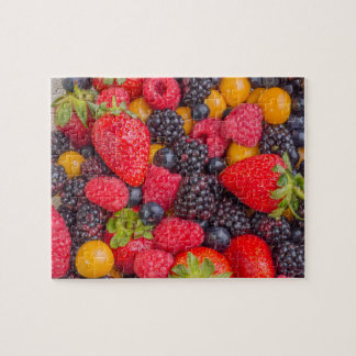 Jigsaw puzzle Mixed Berries
