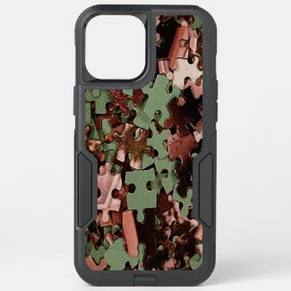 Jigsaw Puzzle OtterBox iPhone Case