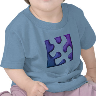 Jigsaw Puzzle Piece Baby T-Shirt