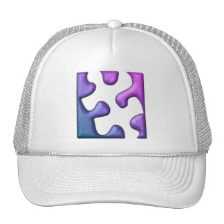 Jigsaw Puzzle Piece Baseball Hat