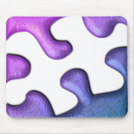 Jigsaw Puzzle Piece Mouse Pad
