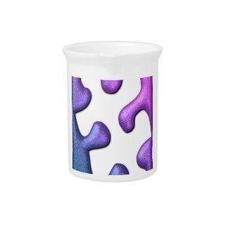 Jigsaw Puzzle Piece Pitcher