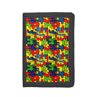 JIGSAW PUZZLE wallet