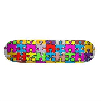 Jigsaw Skate Decks