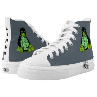 Jigsaw Tux High-Top Sneakers