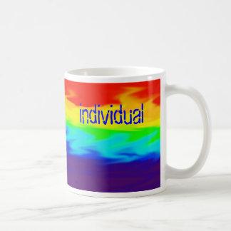 jigsawrainbow, individual, (c) TPTB }i{ Calontori Coffee Mug