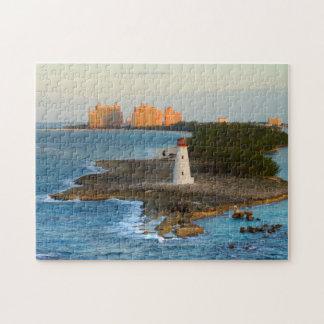 Jigsaws Bahamas lighthouse Jigsaw Puzzle