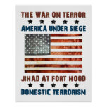 Jihad At Fort Hood Print