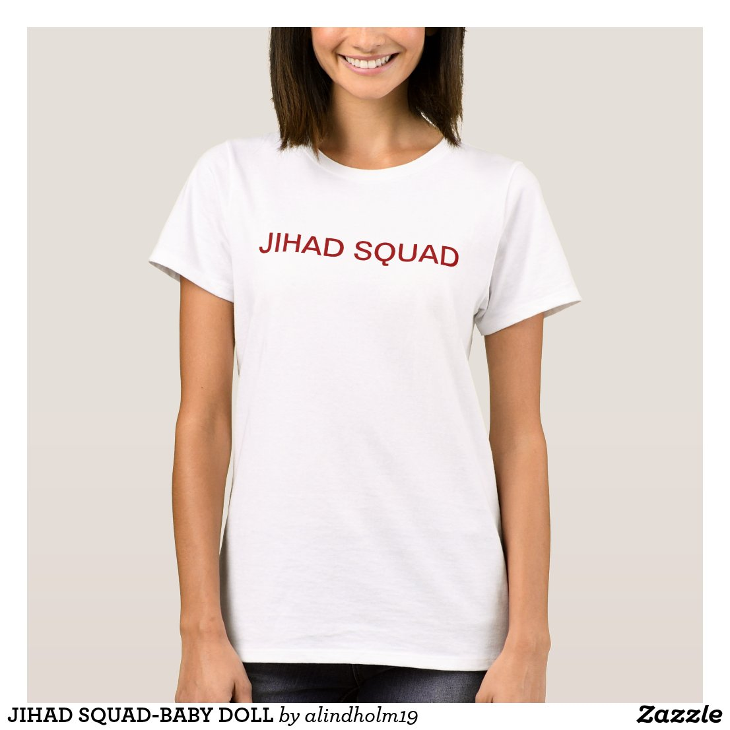 JIHAD SQUAD-BABY DOLL T-Shirt