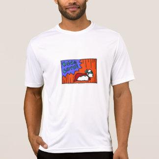 Jihn KING CAVIE Mens Performance T-Shirt