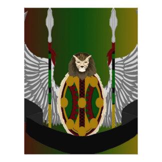 Jikoba Legacy Crest Full Color Flyer