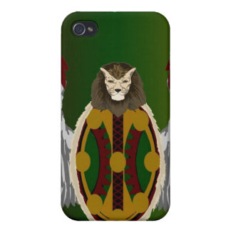 Jikoba Legacy Crest iPhone 4/4S Cover