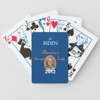 JILL 2012 BICYCLE CARD DECKS