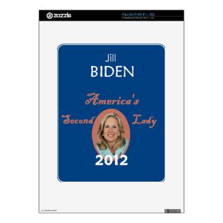 JILL 2012 SKIN FOR iPad