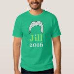 Jill 2016 (parodia de Bernie 2016) Playera