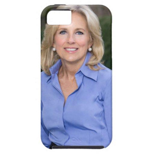 Jill Biden iPhone 5 Case
