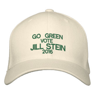 JILL STEIN 2016 HAT