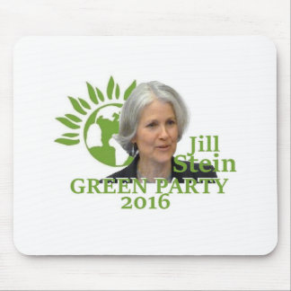 Jill Stein 2016 Mouse Pad