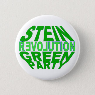 Jill Stein for President 2012 Green Party Button