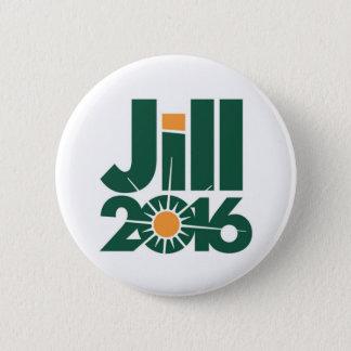 Jill Stein for President 2016 Button