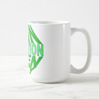 Jill Stein para el presidente Partido Verde 2012 Taza De Café