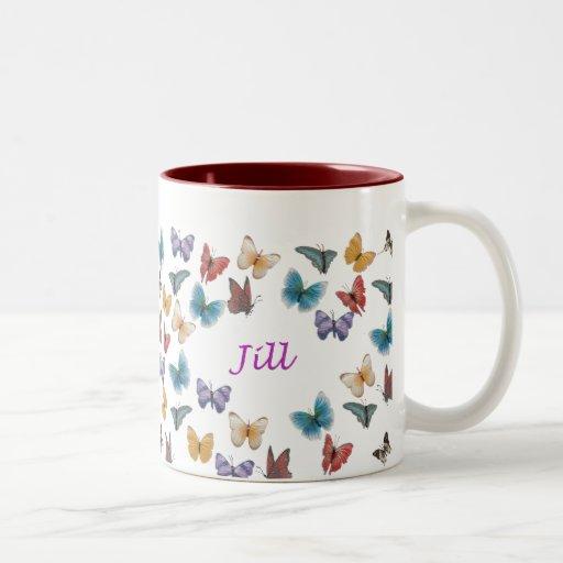 Jill Taza De Café