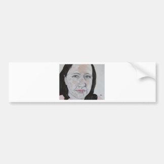 Jillie Bumper Sticker
