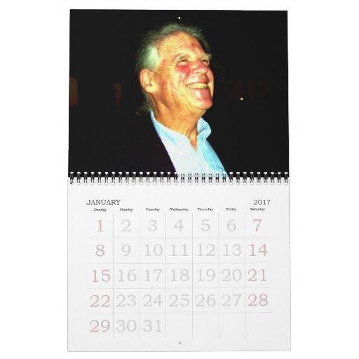 Jim calendar