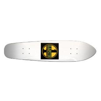 Jim Channon FirstEarthBattalion Skateboard Deck