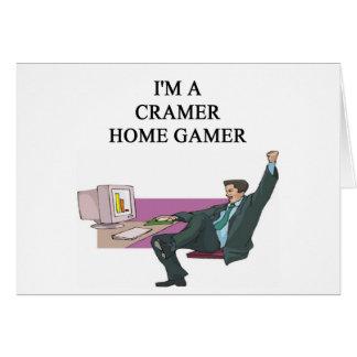 jim cramer home gamer card