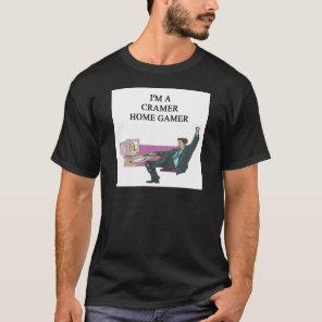 jim cramer home gamer T-Shirt