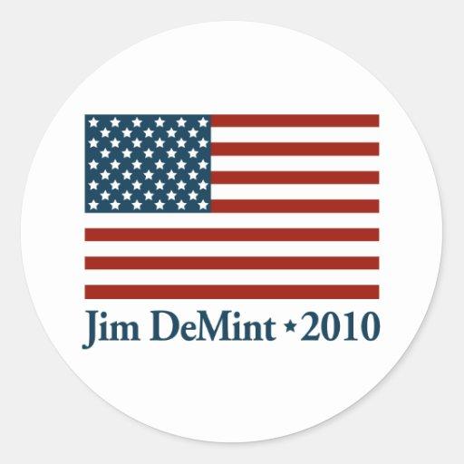 Jim DeMint 2010 Sticker