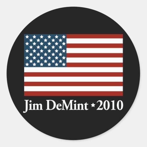 Jim DeMint 2010 Stickers