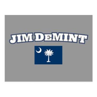 Jim DeMint for South Carolina Postcard