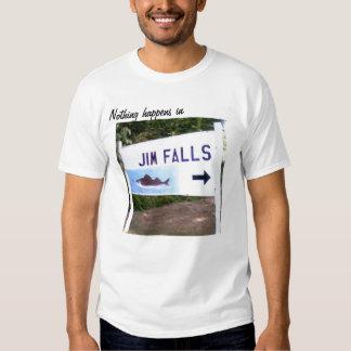 Jim Falls, WI Tshirts