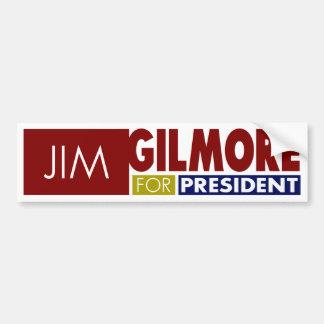 Jim Gilmore for President V1 Bumper Sticker