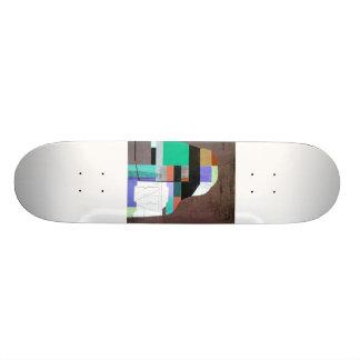 Jim Harris Untitled 1 Custom Skate Board