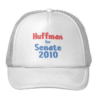 Jim Huffman for Senate 2010 Star Design Trucker Hat