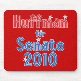 Jim Huffman for Senate 2010 Star Design Mouse Pad